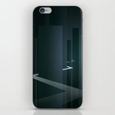 Smooth Minimal - Silver Surfer iPhone & iPod Skin