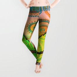 Ganja Leggings