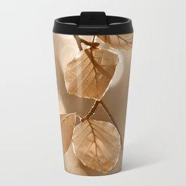 Autumn Leaves 126 Travel Mug