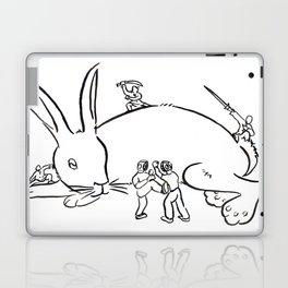 Kuo Shu Rabbit Laptop & iPad Skin