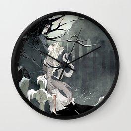Scarko & Djavul Wall Clock