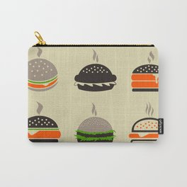 Hamburger2 Carry-All Pouch