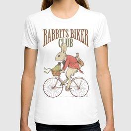 Rabbits Biker Club T-shirt