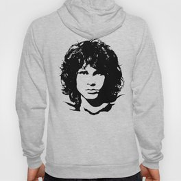 CHRISTMAS GIFTS AND PORTRAITS OF A  27 CLUB MUSICIAN FOR YOU FROM MONOFACES Hoody