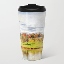 Across the Pond Travel Mug