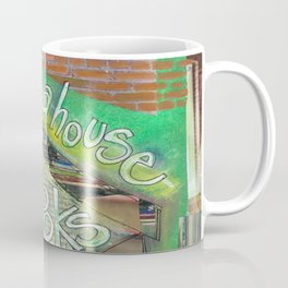 House of Books Coffee Mug