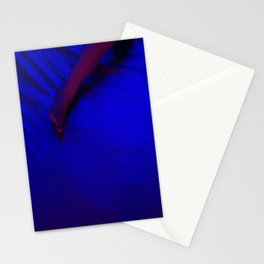 Night swimming Stationery Cards