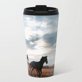 horseplay  Travel Mug
