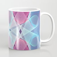 psychedelic Mugs featuring Psychedelic by Scar Design