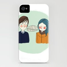 I Can't See Anything I Don't Like About You Slim Case iPhone (4, 4s)