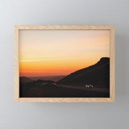 Road Trippin' Framed Mini Art Print
