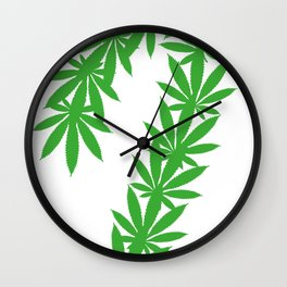 €A$Y Wall Clock