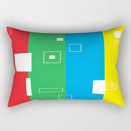 Simple Color Rectangular Pillow
