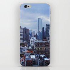 Midtown Manhattan iPhone & iPod Skin