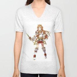 Asuna Unisex V-Neck