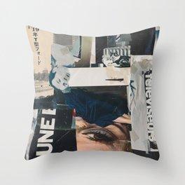 FinTv Throw Pillow