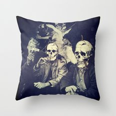 Lush Core 100 Proof Throw Pillow