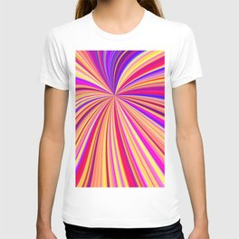 Colorful Star lines - DDF660 T-shirt