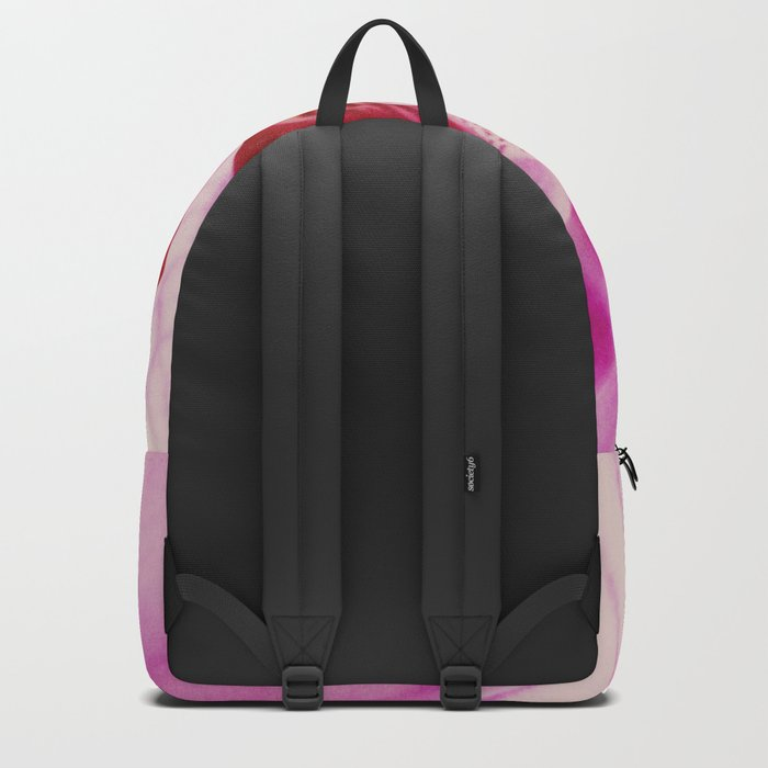 Close up Orchid #2 Backpack