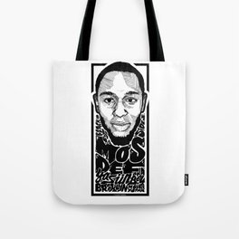Mos Def aka Yasiin Bey / Rapper's Delight Tote Bag