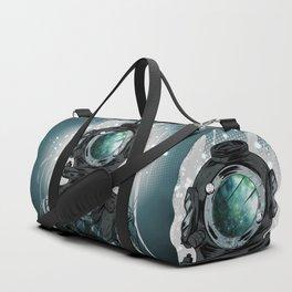 Deep Space Diver Duffle Bag