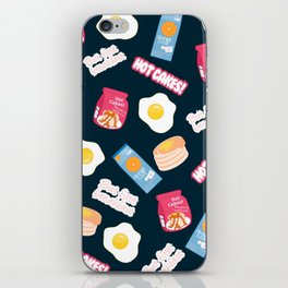 But First Breakfast iPhone Skin