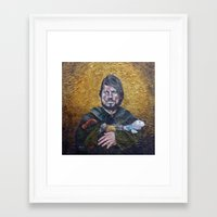 lannister Framed Art Prints featuring Jaime Lannister - Awards From Army Hero Squad by HevArtScenic