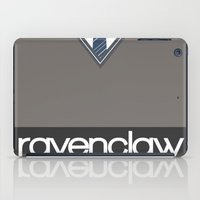 ravenclaw iPad Cases featuring Ravenclaw by voldemort