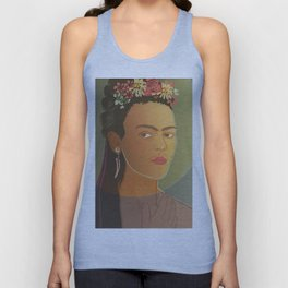 Dear Frida / Stay Wild Collection Unisex Tank Top