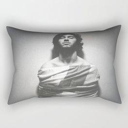 Hamlet, Act 4 Scene 2 Rectangular Pillow