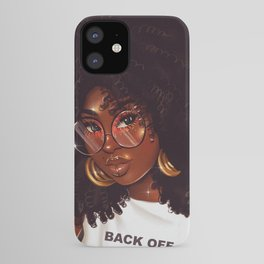 Back Off iPhone Case