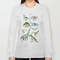 Dinosaurs Long Sleeve T-shirt