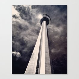 CN Tower - Toronto Canvas Print
