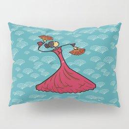 Flamenco dancer Pillow Sham