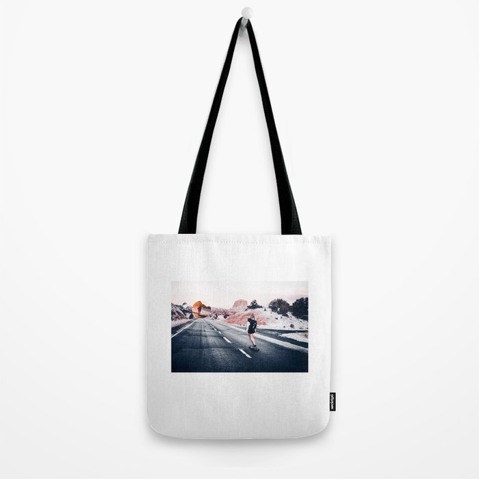 chase your dreams 2 Tote Bag