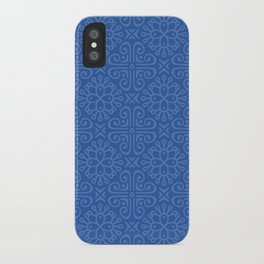 Blueque iPhone Case
