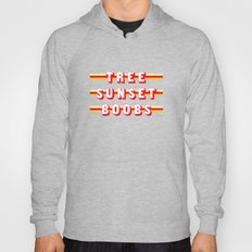 Good Things like Fireworks (Rule of Threes) Hoody