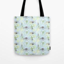 Stockholm Garden Floral Toss Tote Bag