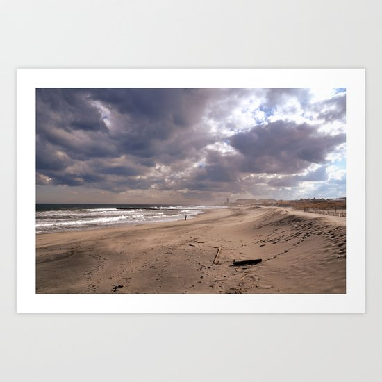 """"""" The voice of the sea speaks to the soul."""" Art Print"""