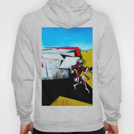 It's the Thinness of your Shadow Hoody