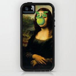 GIOCONDA MAGRITTE iPhone Case