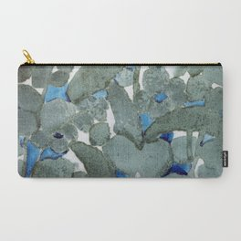 Echo Flower '50s Carry-All Pouch