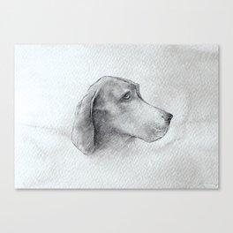 Trudy Canvas Print