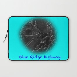 Blue Ridge Parkway Laptop Sleeve
