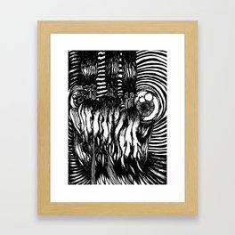FM #6 (Mini Print) Framed Art Print