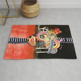All About Perspective Rug