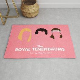 The Royal Tenenbaums Rug