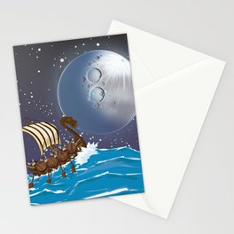The Vikings Stationery Cards