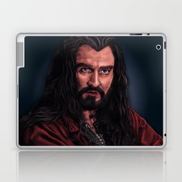 King Under The Mountain Laptop & iPad Skin