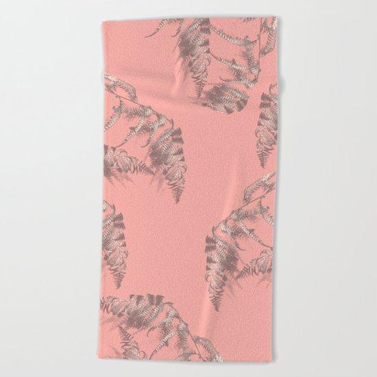 3d NATURE Beach Towel